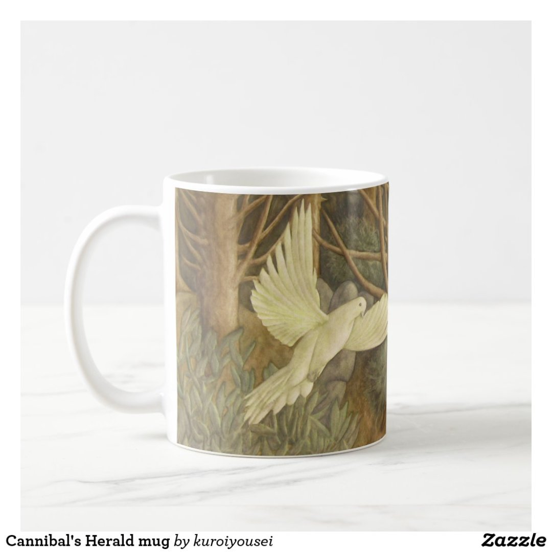 Cannibal's Herald mug