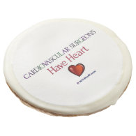 Cardiovascular Surgeons Cookies Sugar Cookie