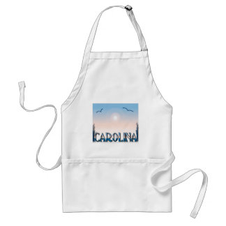 Carolina Beaches at Sunset Aprons