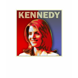 Caroline Kennedy shirt