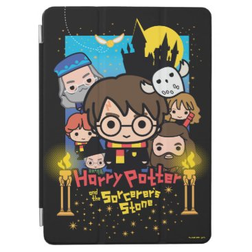 Cartoon Harry Potter and the Sorcerer's Stone iPad Air Cover