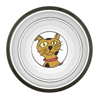 Catitude Pet Bowl