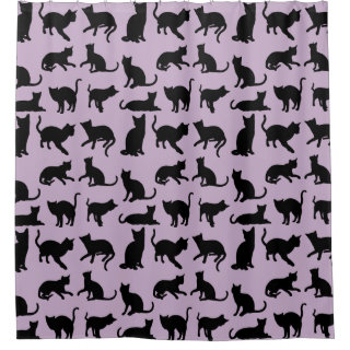 Cats, Cats & Cats Shower Curtain