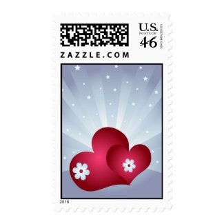 Celebration of LOVE stamp