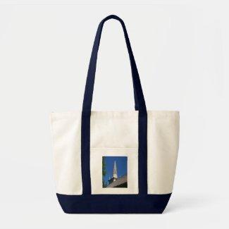 Chapel Steeple Bag bag