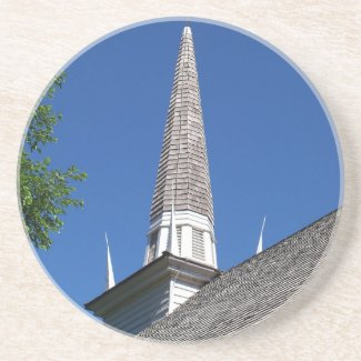 Chapel Steeple Coaster coaster