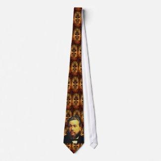 Charles Haddon Spurgeon Tie #10 tie