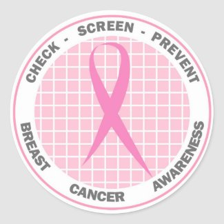 Check-Screen-Prevent - Sticker sticker