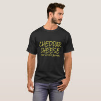 Cheddar Cheese is my Spirit Animal T-Shirt