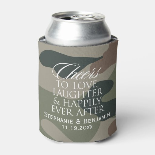Download Cheers to love laughter happily ever after Wedding Can ...