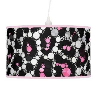 Cheetah Bling Lamps