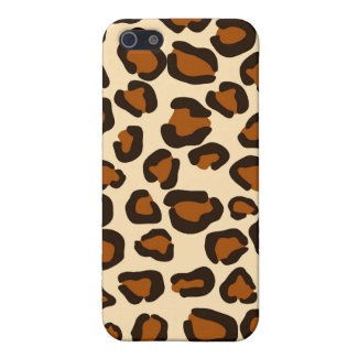 Cheetah print - iPhone case iPhone 5 Cover