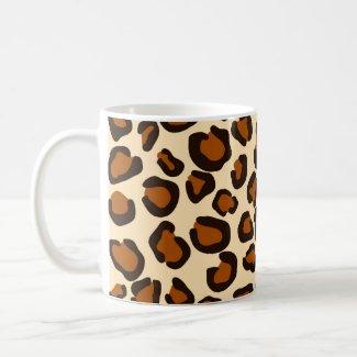 Cheetah print - Mug mug