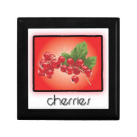Cherries gift boxes