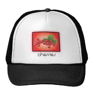 Cherries Hat