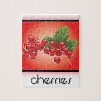 Cherries Jigsaw Puzzles