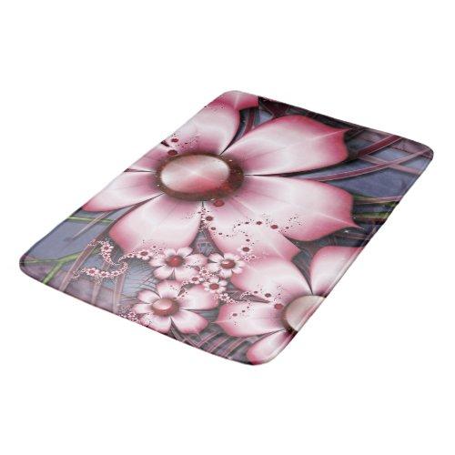 Cherry Blossom Bathroom Mat