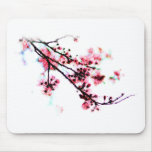 Cherry Blossom Painting mousepads