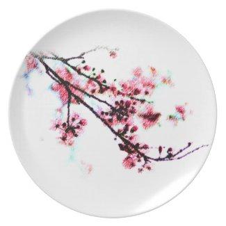 Cherry Blossom Plate plate