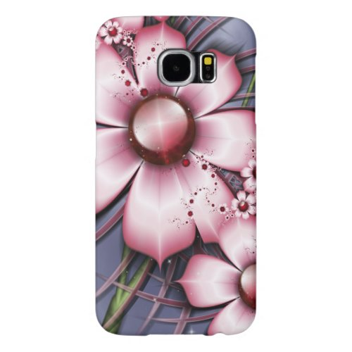 Cherry Frost Samsung Galaxy S6 Cases