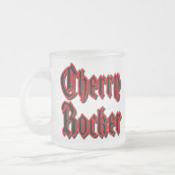 Cherry Rocker - White Mug #2