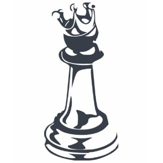 Chess - King shirt