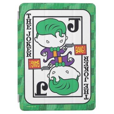 Chibi Joker Playing Card iPad Air Cover
