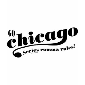 Chicago Rules shirt