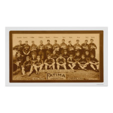 Chicago White Sox Team 1913 Print