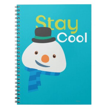 Chilly- Stay Cool 3 Notebook