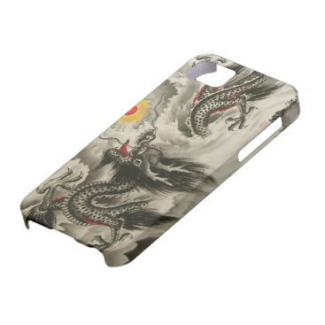 Chinese Dragon Painting iPhone 5,  iPhone SE/5/5s Case