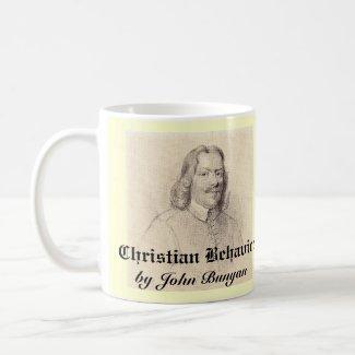 Christian Behavior mug