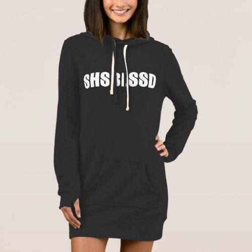 Christian SHSBLSSD (She's Blessed) Coming & Going Dress