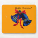 Christmas Bells Mousepad mousepad