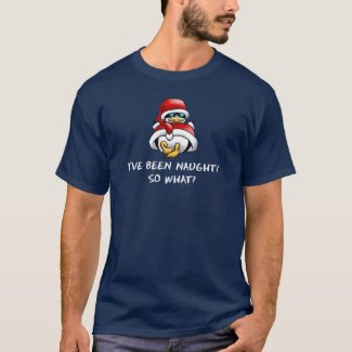 Christmas I've Been Naughty T-Shirt