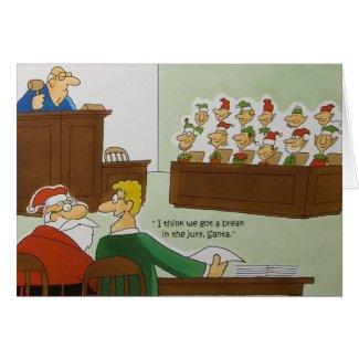 Christmas Jury