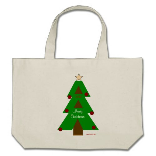 Christmas Tree Bag