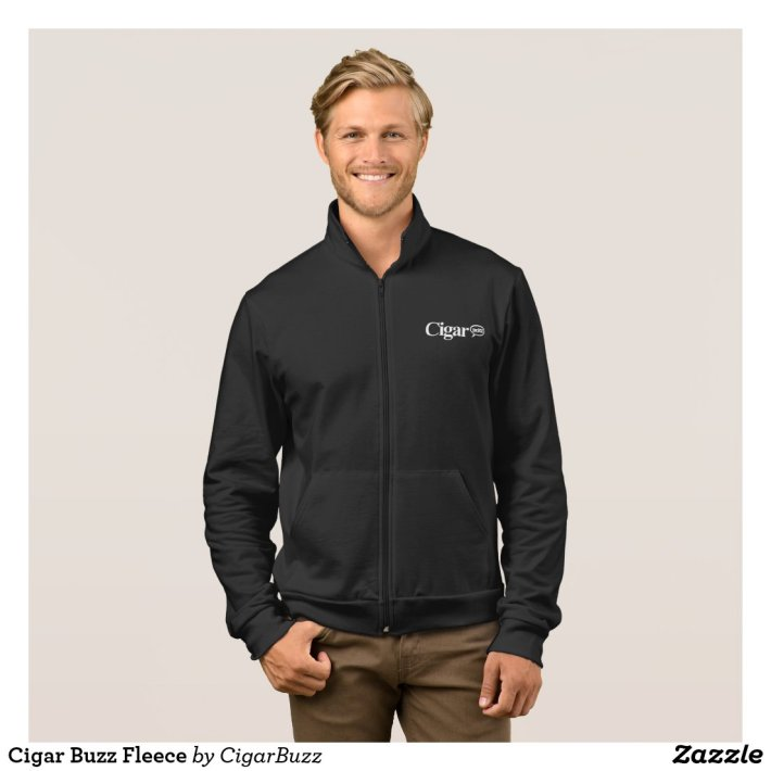 Cigar Buzz Fleece Jacket
