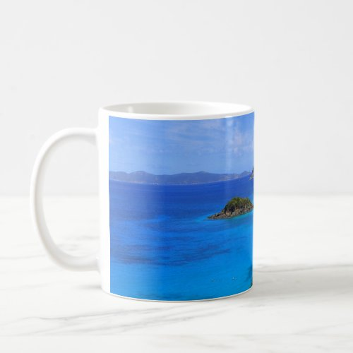 Cinnamon Bay, St. John, U.S. Virgin Islands Mug mug