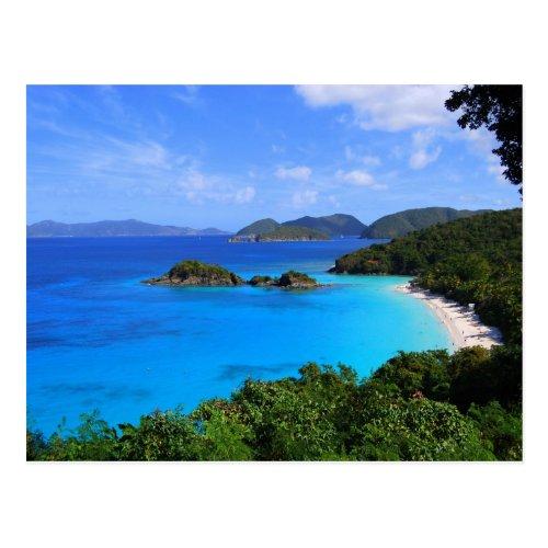 Cinnamon Bay, St. John, U.S. Virgin Islands Post Cards