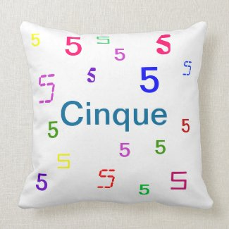 Cinque Pillow - Decorative Accent Throw Pillow 3 mojo_throwpillow