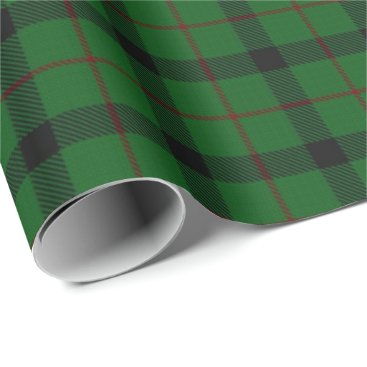 Clan Kincaid Scottish Tartan Wrapping Paper