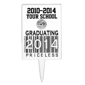 Class of 2014: Priceless | Cake Pick