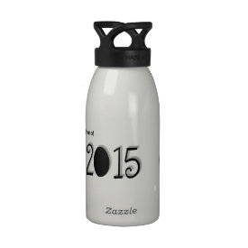 Class of 2015 Aluminum Water Bottle