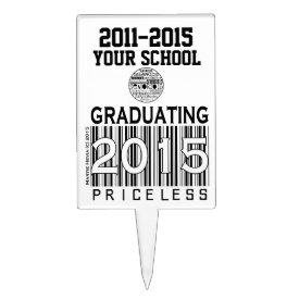 Class of 2015: Priceless   Cake Pick