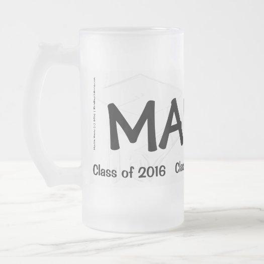 Class of 2016 Graduation Mug