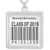 Class of 2016: Priceless - Necklace
