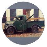 CLASSIC CAR 4 LARGE CLOCK
