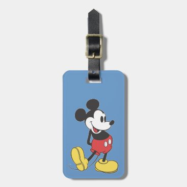 Classic Mickey Bag Tag