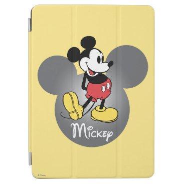 Classic Mickey | Head Icon iPad Air Cover